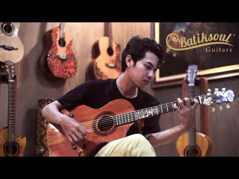 Parlor Dewi Shinta - Boutique Guitar And Exclusive Handmade Guitar