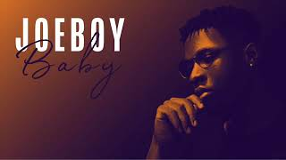 Joeboy   Baby (Official Audio)