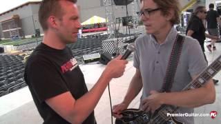 Rig Rundown - Cheap Trick Robin Zander and Tom Petersson