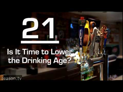 against lowering drinking age Choose responsibility is led by john mccardell, the former president of middlebury college we believe the time has come to change the culture of young adult drinking.