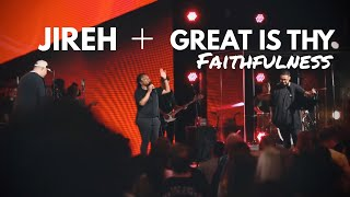Jireh + Great Is Thy Faithfulness   Edward Rivera + Rheva Henry   Bethel Music   Moment