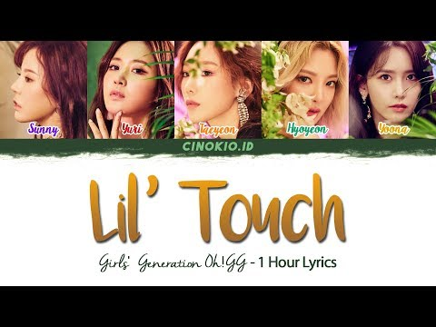 ( 1 HOUR LOOP / 1 시간 ) Girls' Generation-Oh!GG 소녀시대-Oh!GG '몰랐니 (Lil' Touch)' LYRICS (Han/Rom/Eng) (видео)