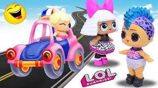 СМЕШНЫЕ Куклы ЛОЛ Сюрприз #41   Мультики LOL Surprise Dolls видео для детей