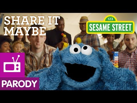 Share It Maybe performed by Cookie Monster