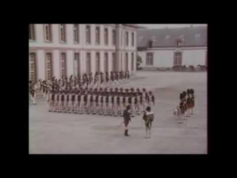 Grenadier Coignet travels to Paris to enlist in La Garde Impériale