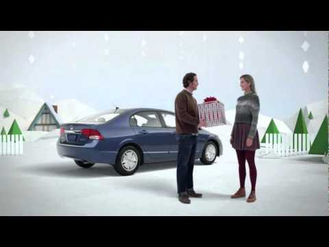 Honda Commercial for Honda Civic (2010 - 2011) (Television Commercial)