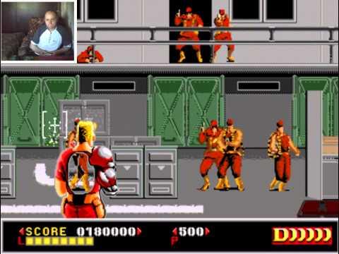 Sega Mega Drive 2 Dynamite Duke Динамит герцог Вячеслав