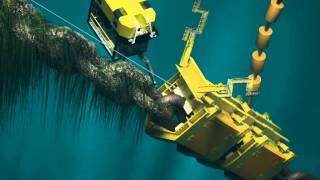 Subsea Chain Cleaner