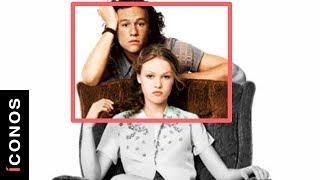 Julia Stiles lloró por Heath Ledger en