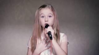 Крылья/Wings —  Полина Богусевич (кавер Настя Кормишина 9 лет)