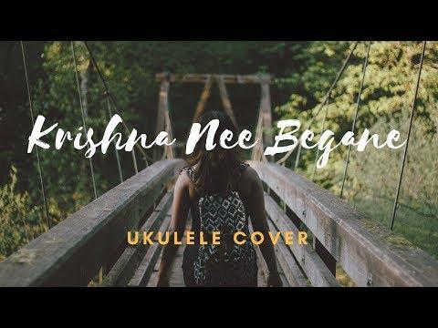 The First Time Ever l Colonial Cousins - Krishna l Ukulele Cover l Rachel Mani