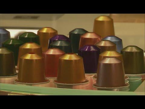 Dosettes de café en aluminium : le grand gaspillage