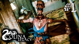 ДОМА У БАБУЛИ! ► COLINA: Legacy Прохождение #1 ► ИНДИ ХОРРОР ИГРА