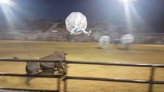 Knocker ball Bullball Soccer Rodeo / Extreme sport / Najlepsze filmiki / Failboomb