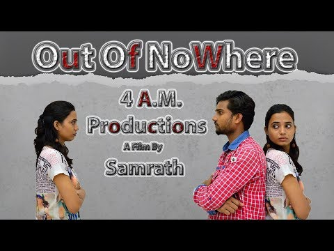 Out Of Nowhere I Short film   Film Background Score