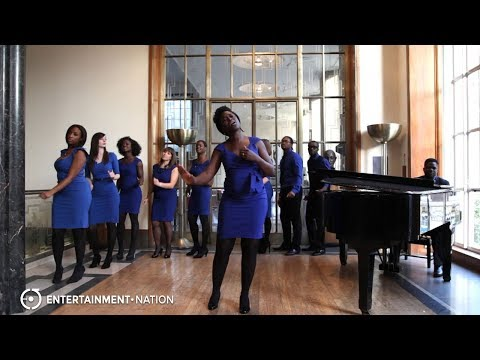 Gospel Nation Choir - Your Love Is My Love