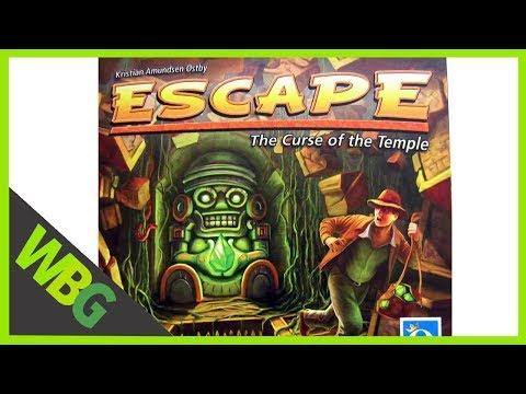 Escape: Curse of the Temple Review