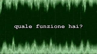 Franco Battiato - IL SILENZIO DEL RUMORE (lyric video) - Elektroboot