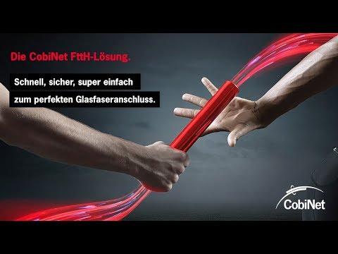Erleben Sie die CobiNet FttH Lösung