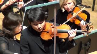 Brahms Violin Concerto, First Movement