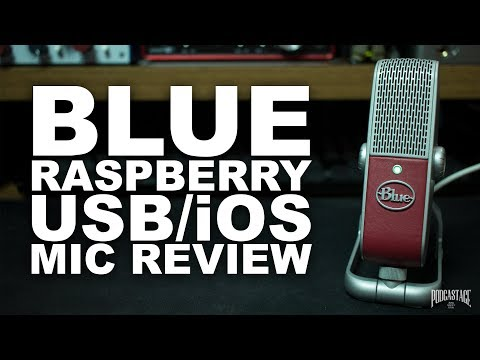 Blue Raspberry USB & iOS Mic Review / Test