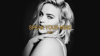 Anne Marie - Cry(Audio)