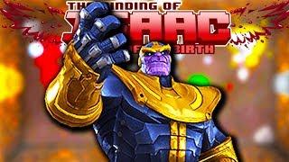 ТАНОС в Айзеке!!!!!!!!! // The Binding of Isaac: Afterbirth+