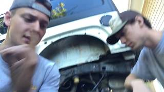 Rebuilding A Wrecked Car JEEP RUBICON (Part 2)