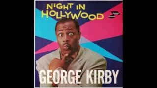 "born June 8, 1923 George Kirby ""Walking Happy"" (Cahn  Van Heusen)"