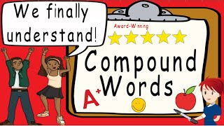Compound Words   Award Winning Compound Words Teaching Video   What Is A Compound Word?