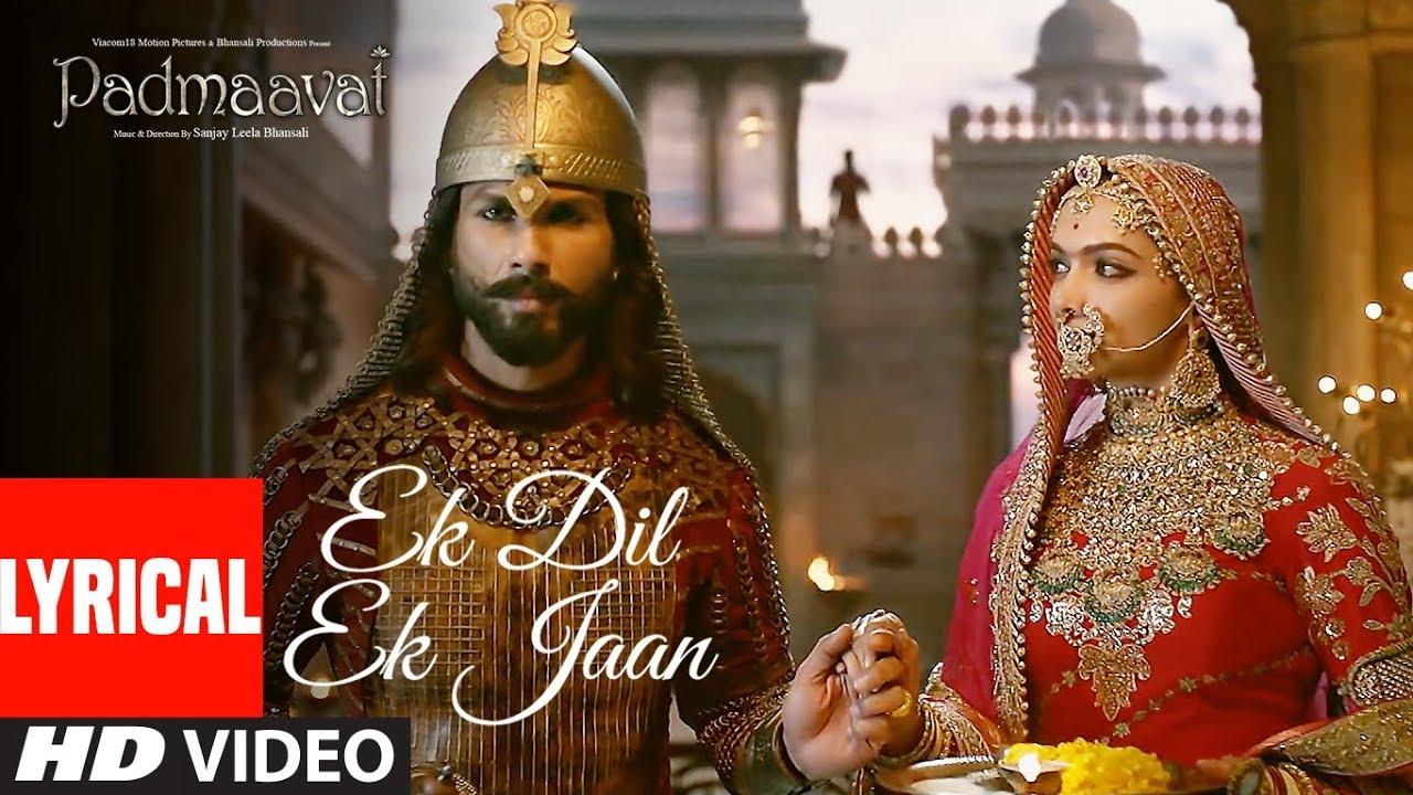 Ek Dil Hai Ek Jaan Hai Lyrics Hindi English Meaning