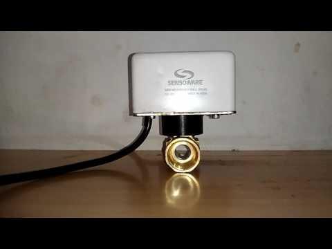 Motorized Ball Valve Brass 15mm / 20mm / 25mm / 32mm