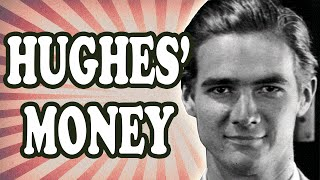 What Happened to Howard Hughes' Money After He Died