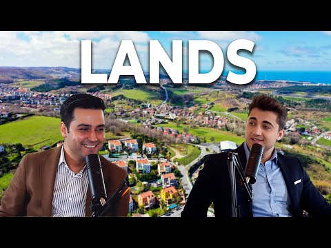 Buy LAND and build your own home in ISTANBUL?