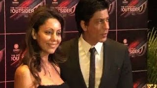 Shah Rukh angry with media