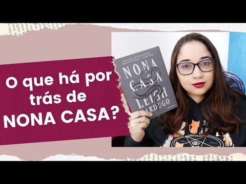 NONA CASA: Uma história de fantasia e mistério - Leigh Bargudo ?? | Biblioteca da Rô