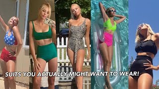 HOW TO MAKE YOUR OWN SWIMSUIT