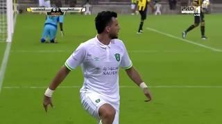 ملخص مباراة الأهلي - الاتحاد الجولة السابعة من الدوري السعودي للمحترفين