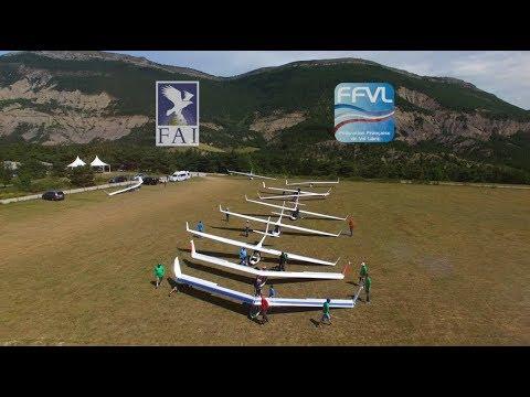 2017 Ultralight glider World Championship