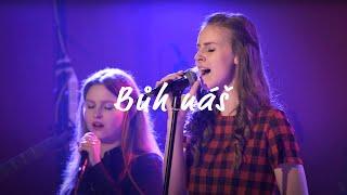 Video Džemband - Bůh náš OFFICIAL (live)   ANDĚL 2019
