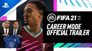 FIFA 21 | Official Career Mode Trailer | PS4
