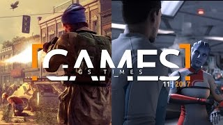 GS Times [GAMES] 11 (2017). State of Decay 2, CoD Movie, ME: Andromeda | Главные новости игр