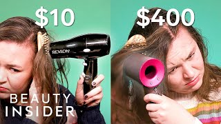 Testing Hair Dryers At 4 Price Levels | How Much Should I Spend?