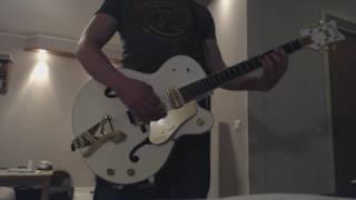 AC/DC The furor rhythm guitar cover