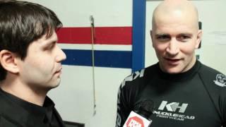 Georges St. Pierres's Coach John Danaher on Jiu Jitsu and grappling
