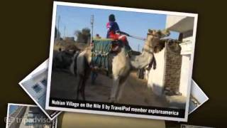 preview picture of video 'Nubian Village - Aswan, Nile River Valley, Egypt'