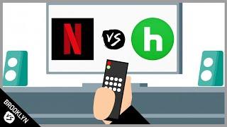 Netflix vs Hulu   BEST Streaming Service Argument