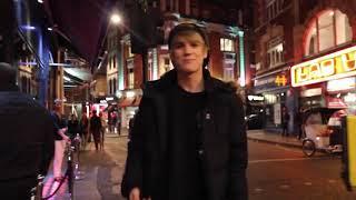Daniel J - Up all night (Music video)