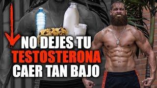 7 Comidas que Bajan Tu Testosterona