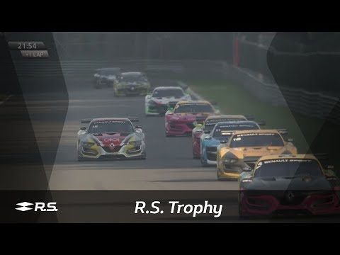 Renault Sport Trophy - Race 2 - SPA - 2016